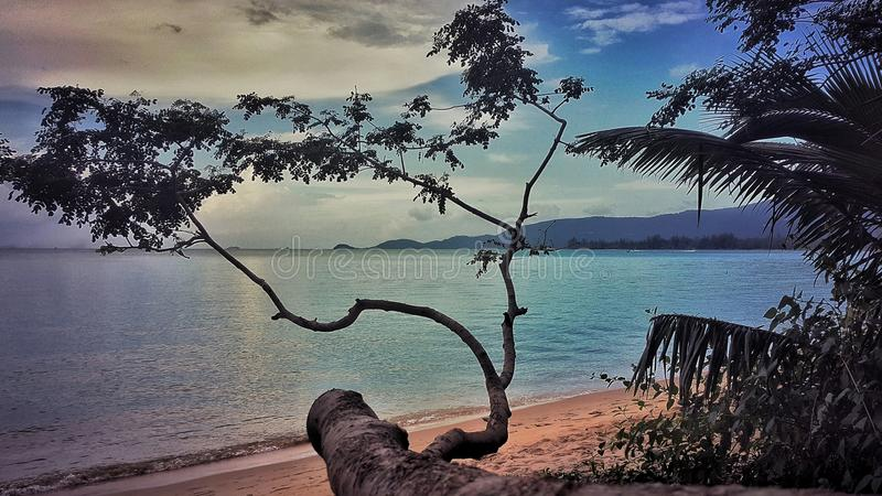 Kho-samu Thailand stockfoto