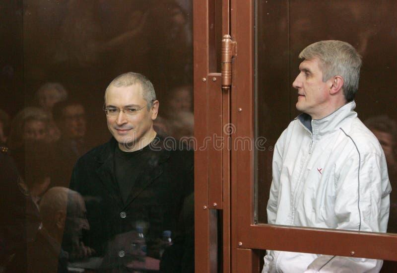 khodorkovsky στοκ εικόνα με δικαίωμα ελεύθερης χρήσης
