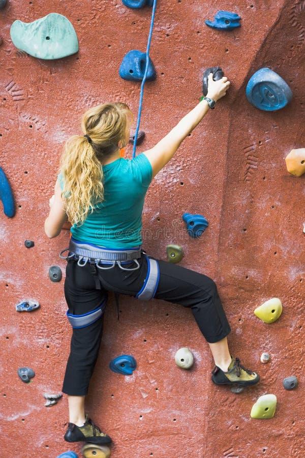 Download Khole Rock Climbing Series A 01 Stock Image - Image: 1764819