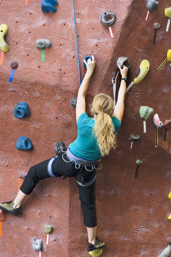 Khole Rock Climbing Series A 05 Stock Photography