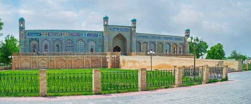 Khudayar可汗宫殿  库存图片