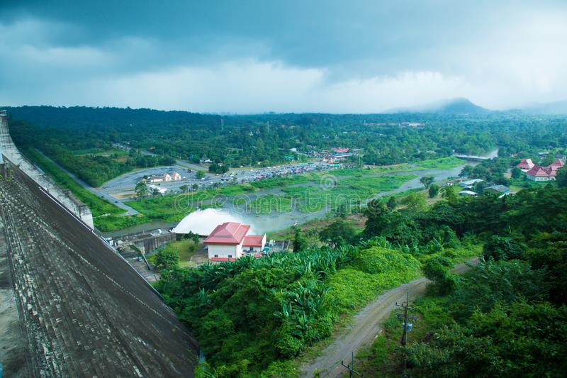 Khun Dan Prakarn Chon Dam foto de stock