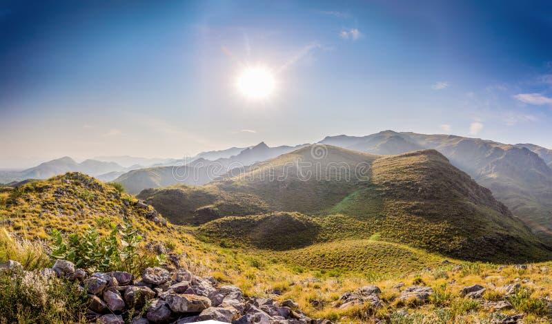 Khyber przepustki Dara Adam Khel Plemienny teren PESHAWAR, PAKISTAN, Sep obraz stock