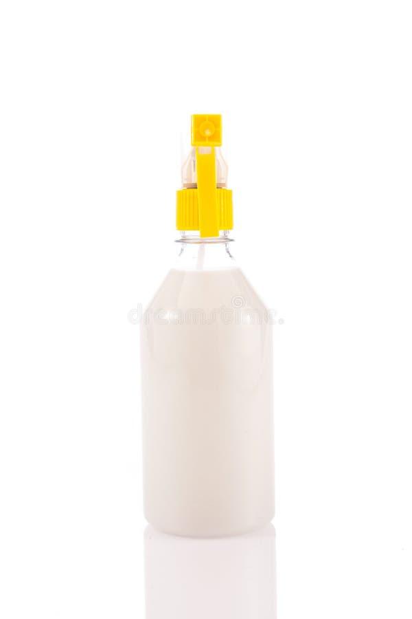 Kiści butelka z flitem obrazy stock