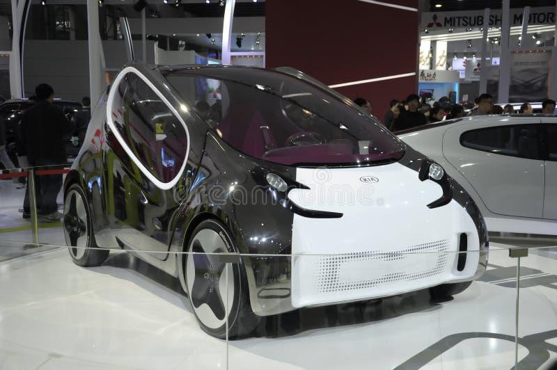 KIA concepten elektrische auto