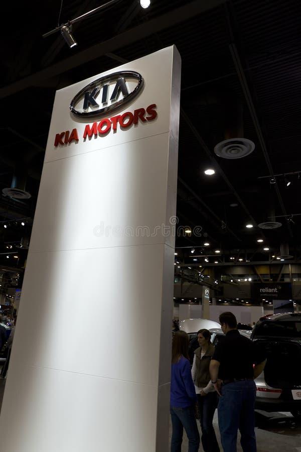 Download KIA Motors Sign editorial photography. Image of logo - 23372437