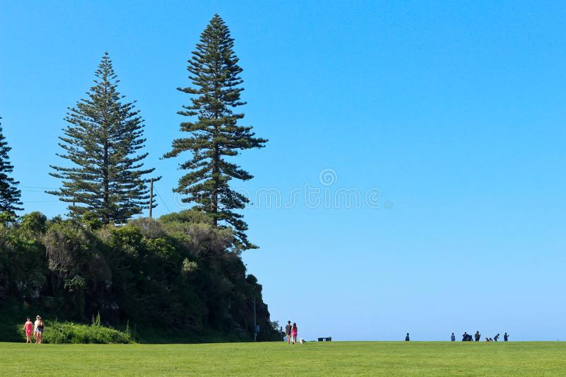 Kiama Harbour royalty free stock photography