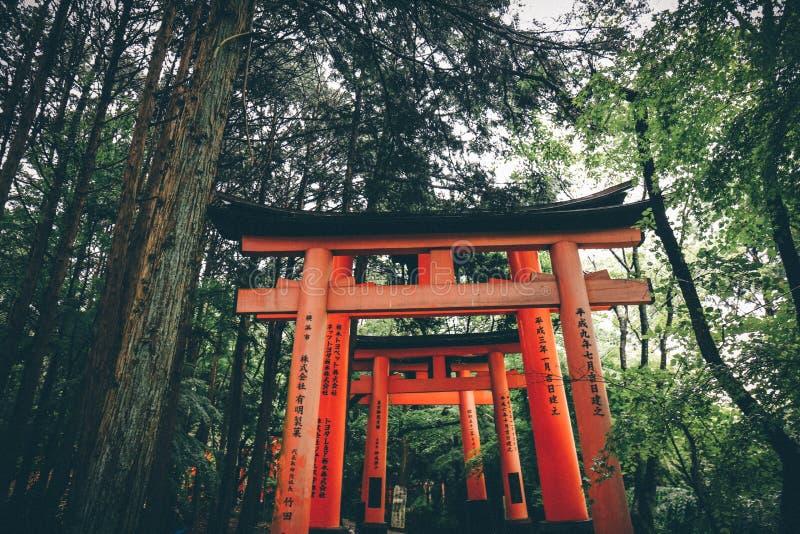 Kibitsuï ¼ ŒThousands van dit academisch, Japan royalty-vrije stock foto