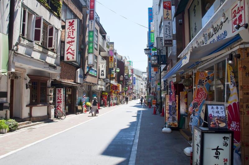 Kichijoji district in Tokyo,Japan stock photography