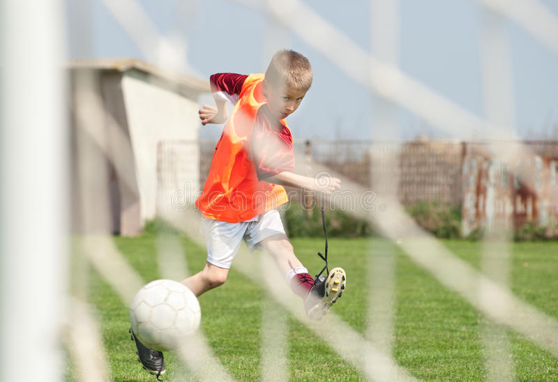 Download Kicking stock photo. Image of field, club, elementary - 24372338