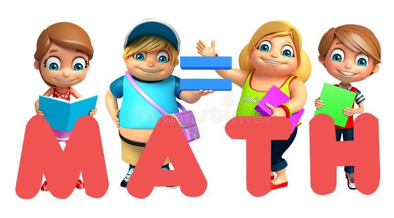 Boy Girl Math Stock Illustrations – 723 Boy Girl Math Stock