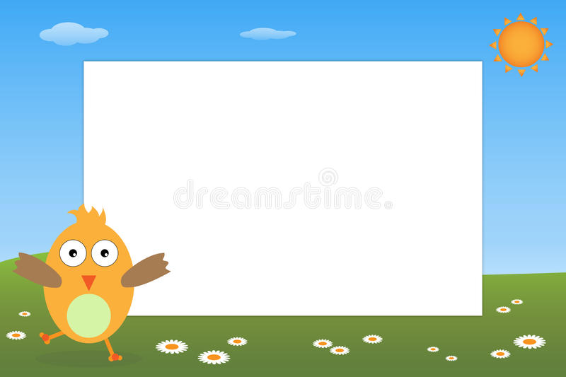 Download Kid Frame - Bird Royalty Free Stock Image - Image: 17217496