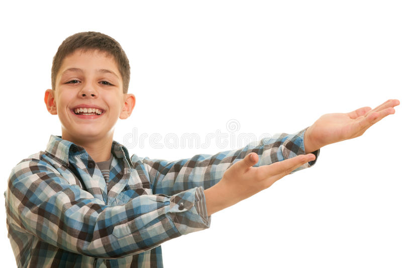 Kid invites new events stock images