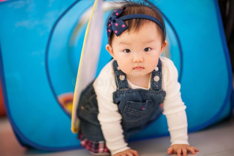 Download Kid playing toys stock image. Image of activity, cute - 29514703