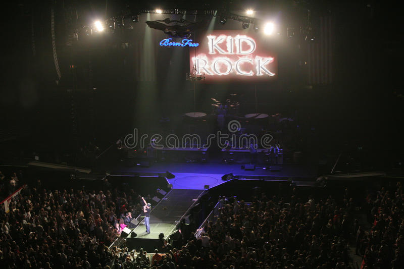 Download Kid Rock editorial stock photo. Image of sound, music - 18602963