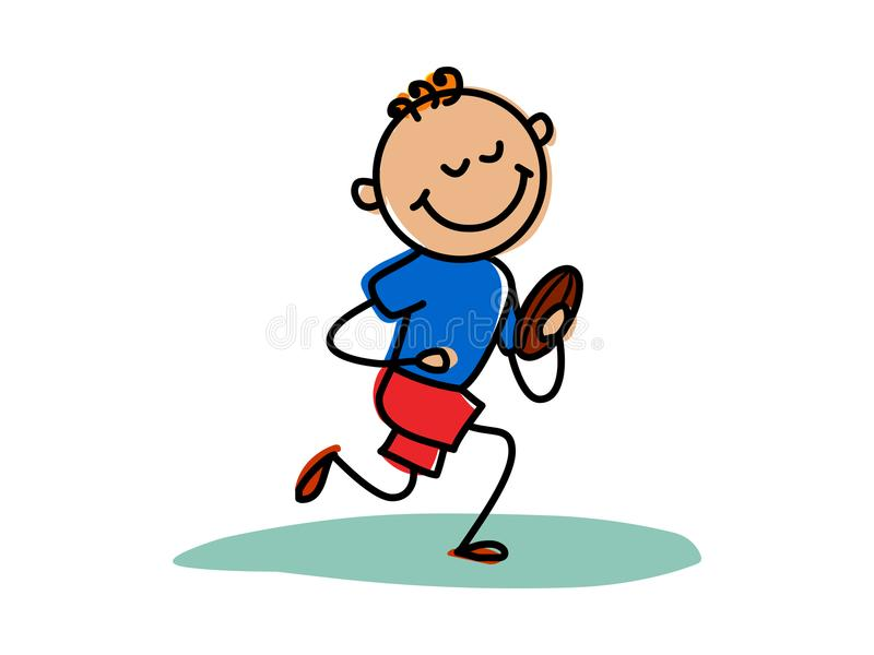 Image result for children rugby image cartoon