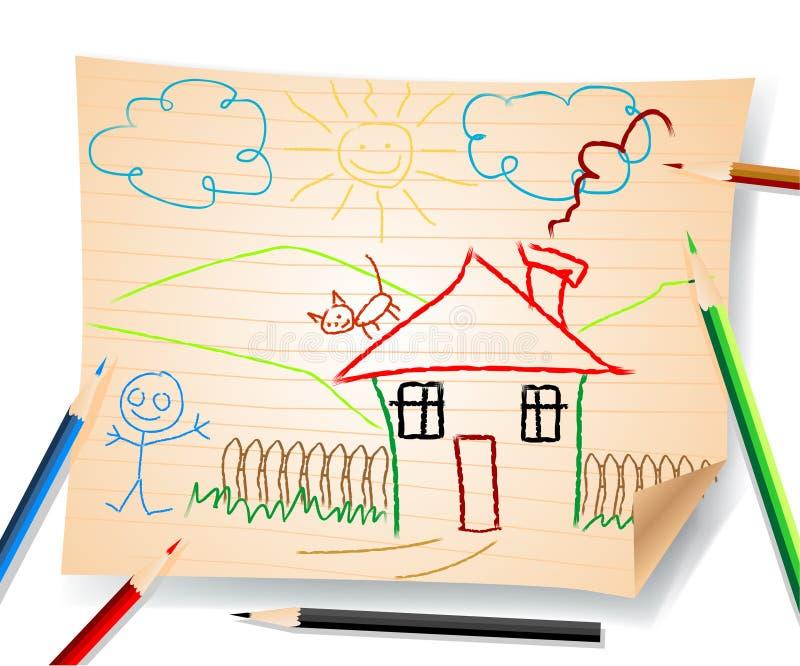 Download Kid School Vector Seamless Pattern Stock Vector - Image: 9319998