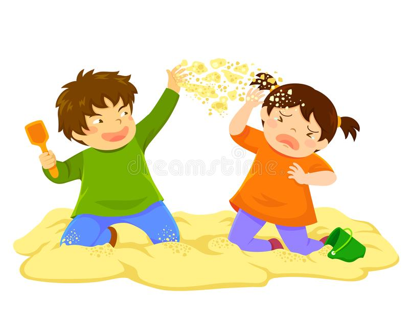 Naughty Kid Stock Illustrations – 1,282 Naughty Kid Stock Illustrations, Vectors ...
