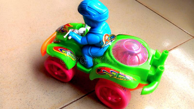 Kiddies world. Children& x27;s favourite toy captured image royalty free stock images