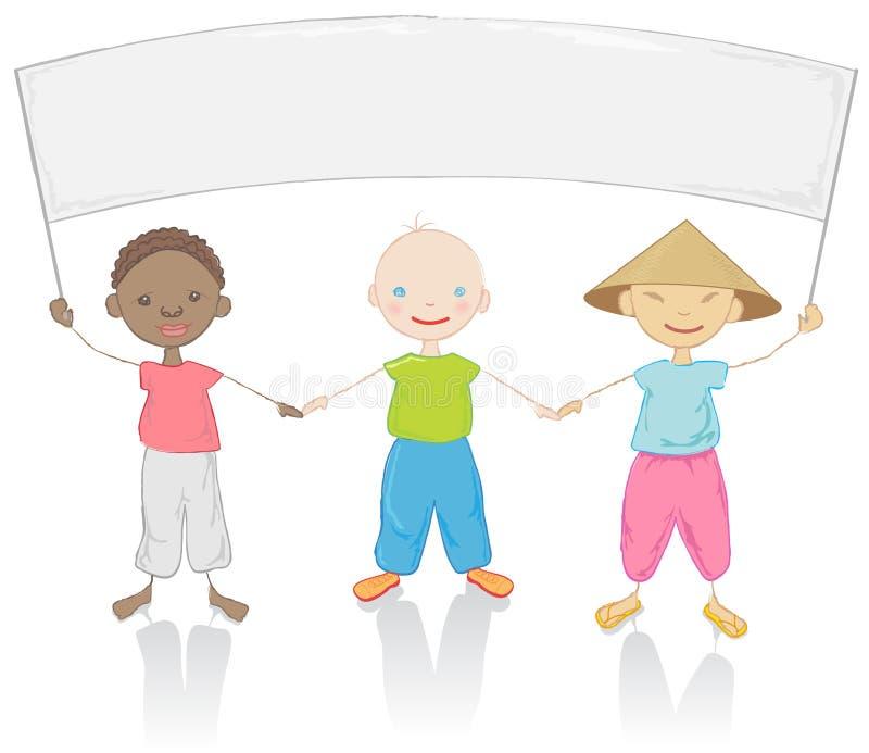 Download Kids stock vector. Image of children, childhood, illustration - 13929022