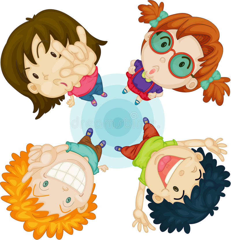 Download Kids stock vector. Illustration of people, colour, illustration - 14199006