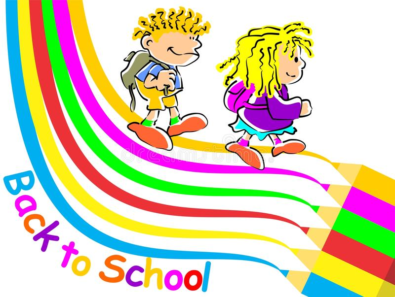 Download Kids Back To School Royalty Free Stock Photography - Image: 29192877