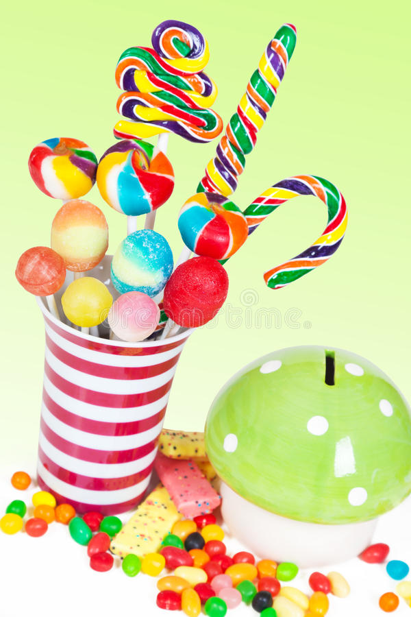 Kids Birthday Table Setting Stock Image - Image of birthday, party ...