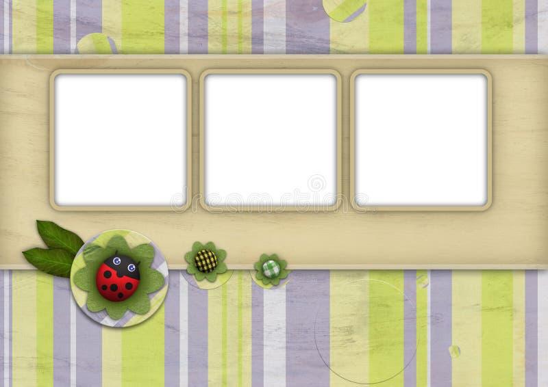 Download Kids card 15 stock illustration. Illustration of illustration - 10089998