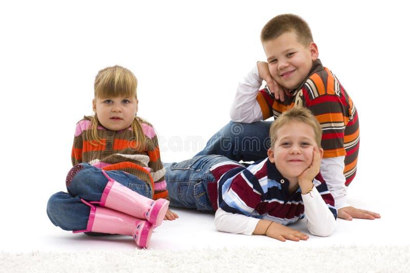 Kids fashion stock images