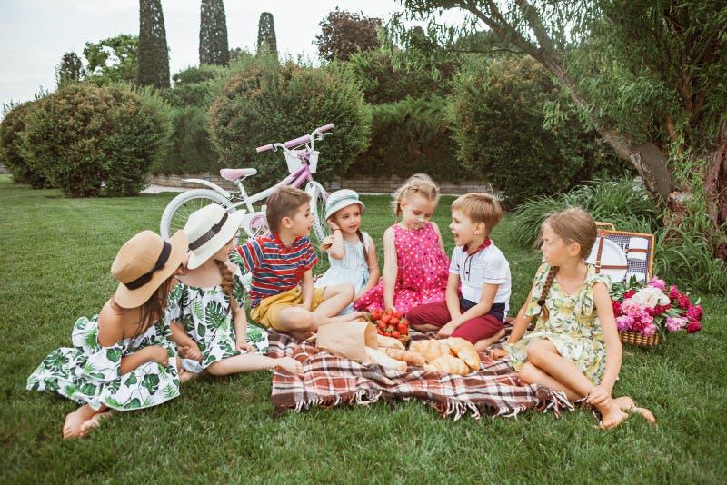 Kids fashion Concept stock photo