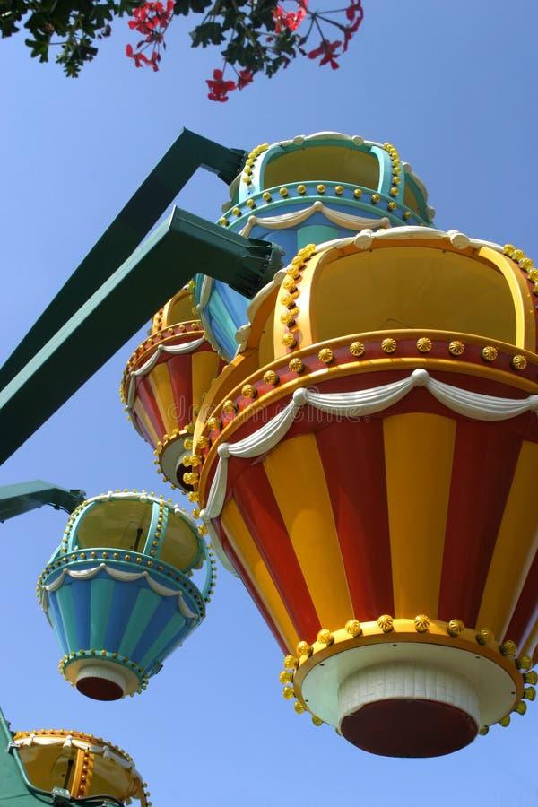 Download Kids Ferris Wheel stock image. Image of destination, bridge - 3134297