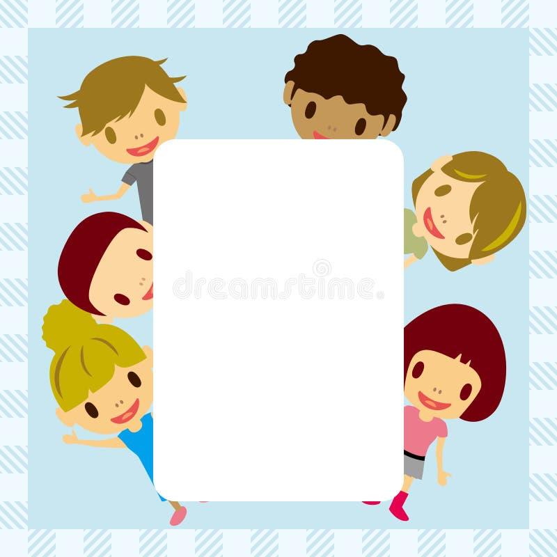 Download Kids Frame Stock Photo - Image: 16089620