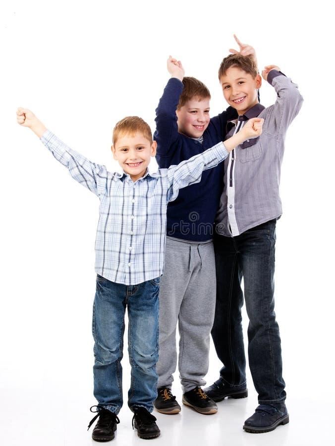 Download Kids having fun stock photo. Image of caucasian, kids - 28084632