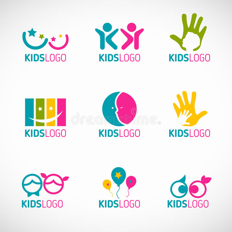 Logo design for kids