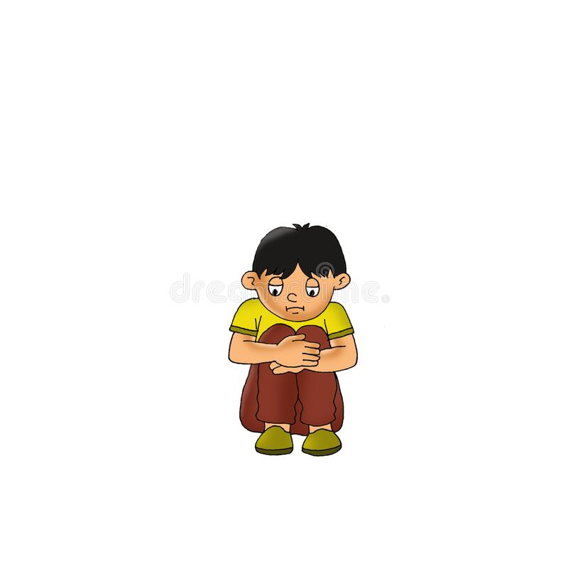 Kids Cartoon Lonely Stock Illustrations 278 Kids Cartoon Lonely Stock Illustrations Vectors Clipart Dreamstime