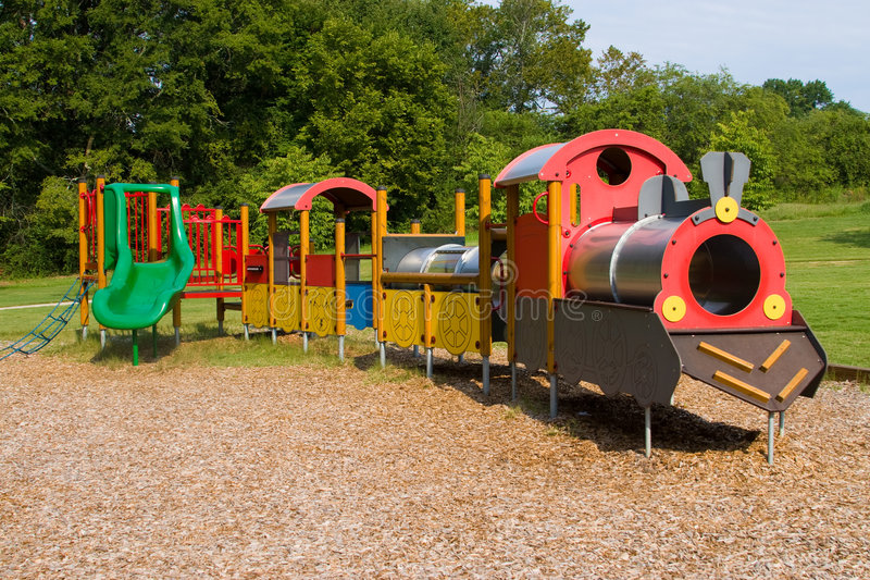 Download Kids Park Stock Photos - Image: 7289593