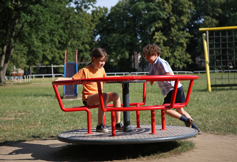 Download Kids Playing Royalty Free Stock Photography - Image: 6458307