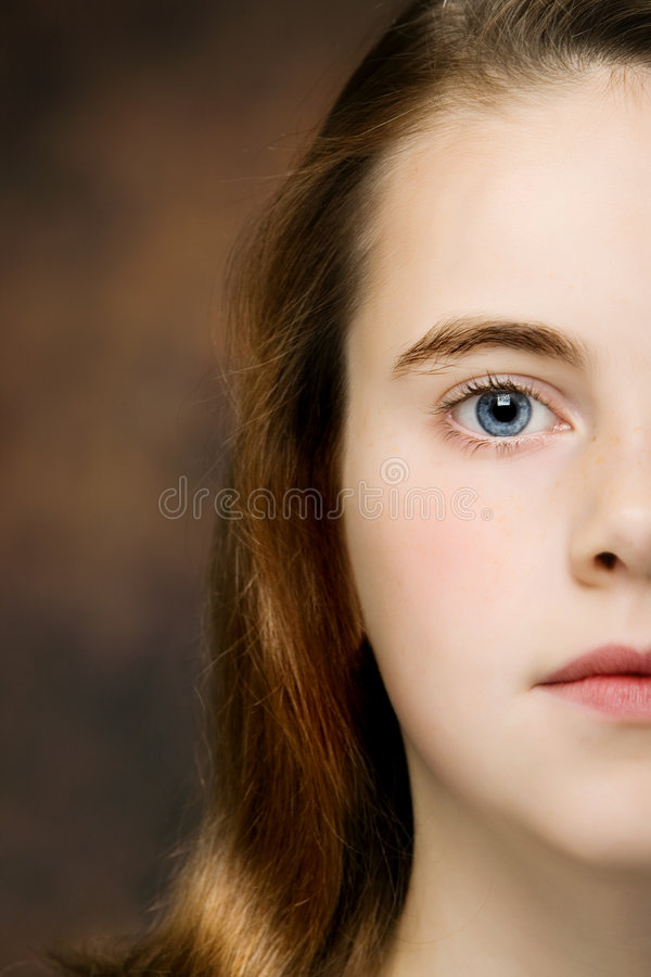 Kids portrait royalty free stock photos