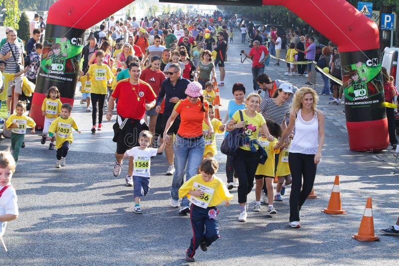 Download Kids race editorial image. Image of race, marathon, health - 28462650