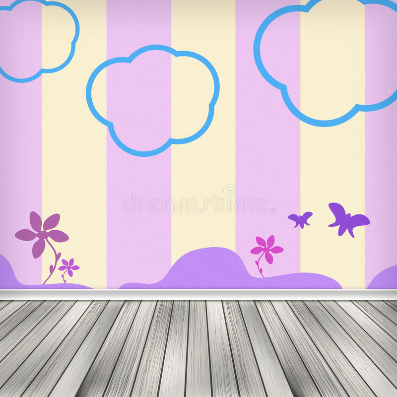 Free Kids Room Interior Stock Image - 36917741