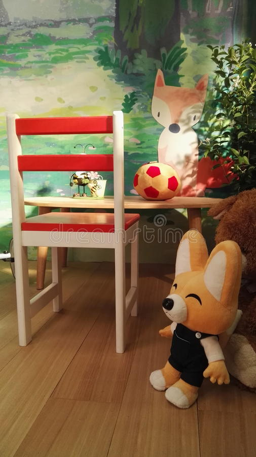 kids room royalty free stock photography