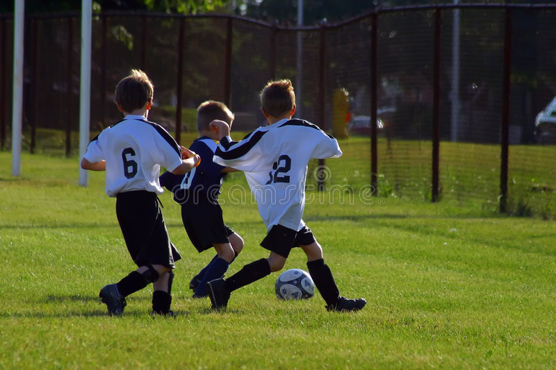 Download Kids Soccer stock image. Image of background, soccer, activity - 1071705