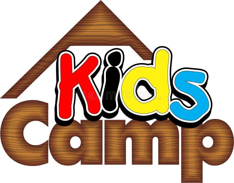 Download Kids Summer Camp Stock Vector Illustration Of Background