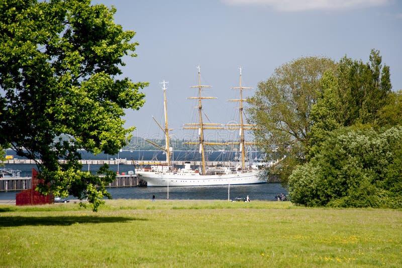 Kiel royalty-vrije stock afbeeldingen