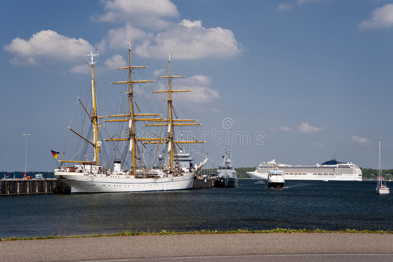 Kiel foto de stock royalty free