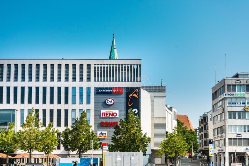 Kiel, Duitsland royalty-vrije stock afbeeldingen