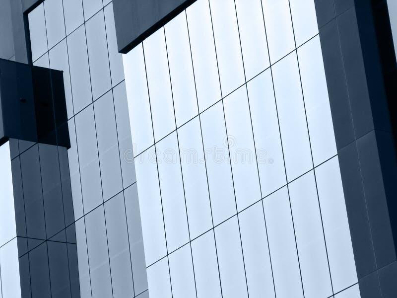 kieliszek budynku. fotografia stock