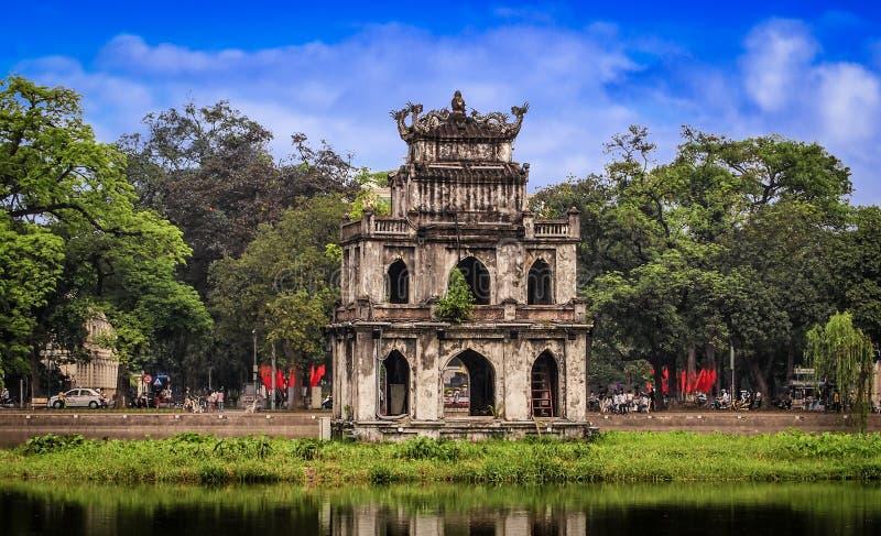 kiem Вьетнам ho hanoi hoan стоковые изображения rf