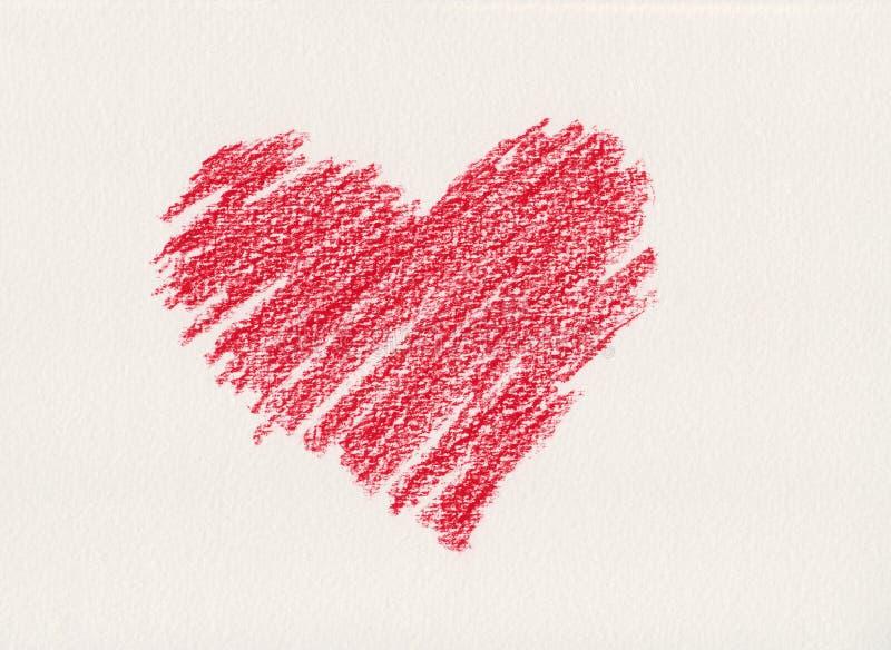 Download Kierowa czerwień ilustracji. Ilustracja złożonej z rysujący - 13332602