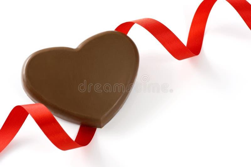 Kierowa kształt czekolada zdjęcie stock